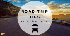 Road Trip Tips for Student Groups
