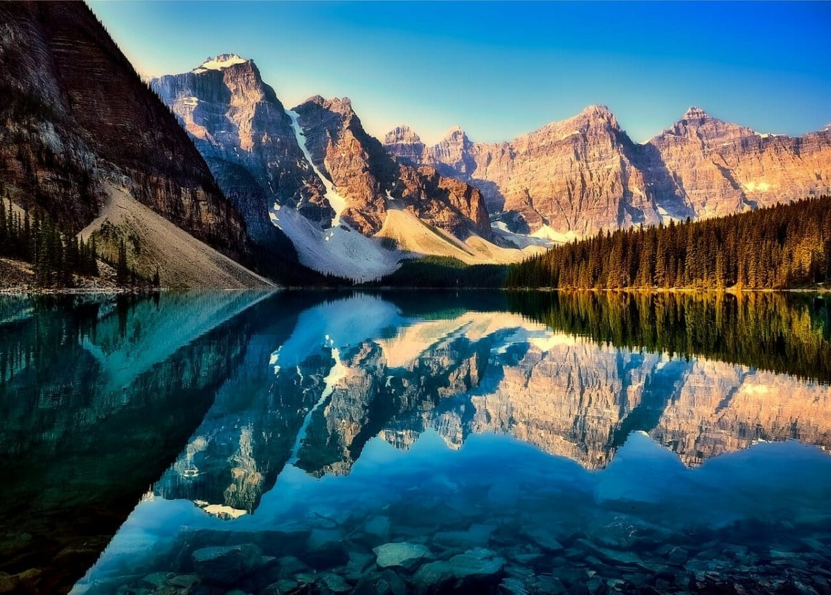 Moraine Lake - Canada Travel 2019
