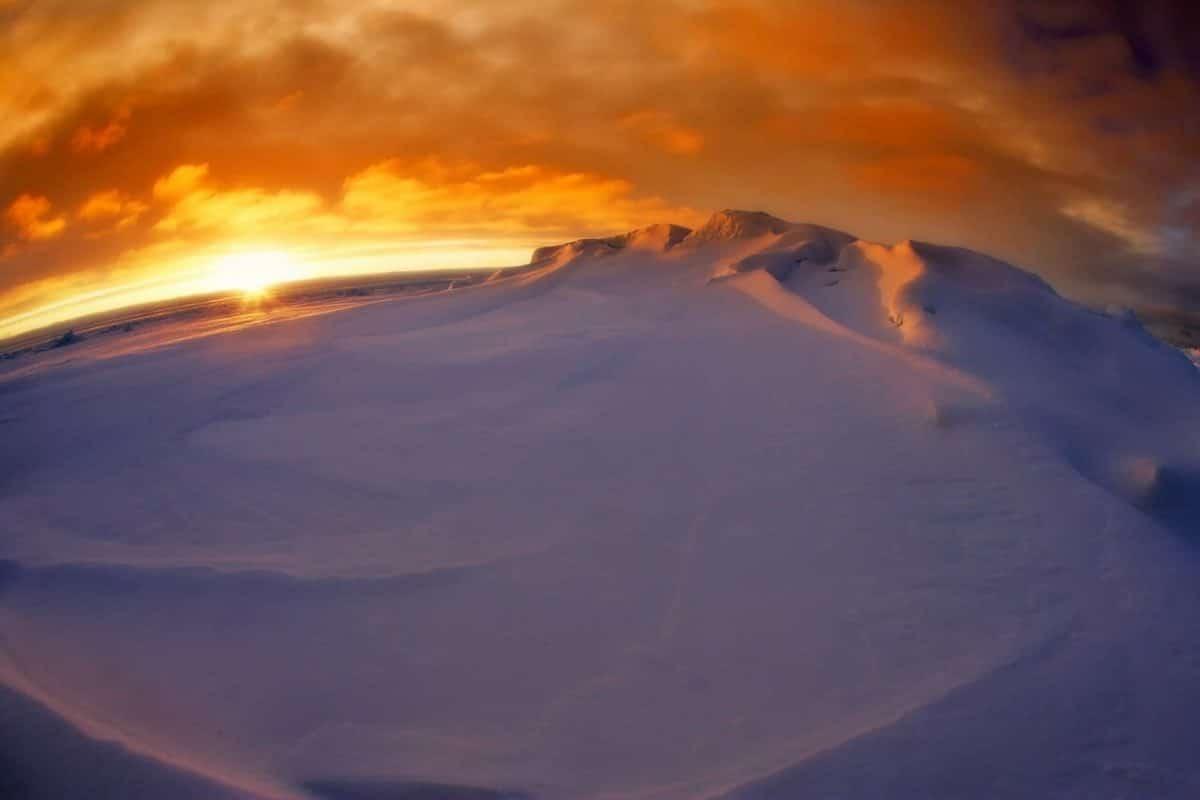 Antarctica - World's Largest Dessert Pixabay Public Domain