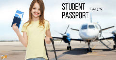 Student Passport FAQ's