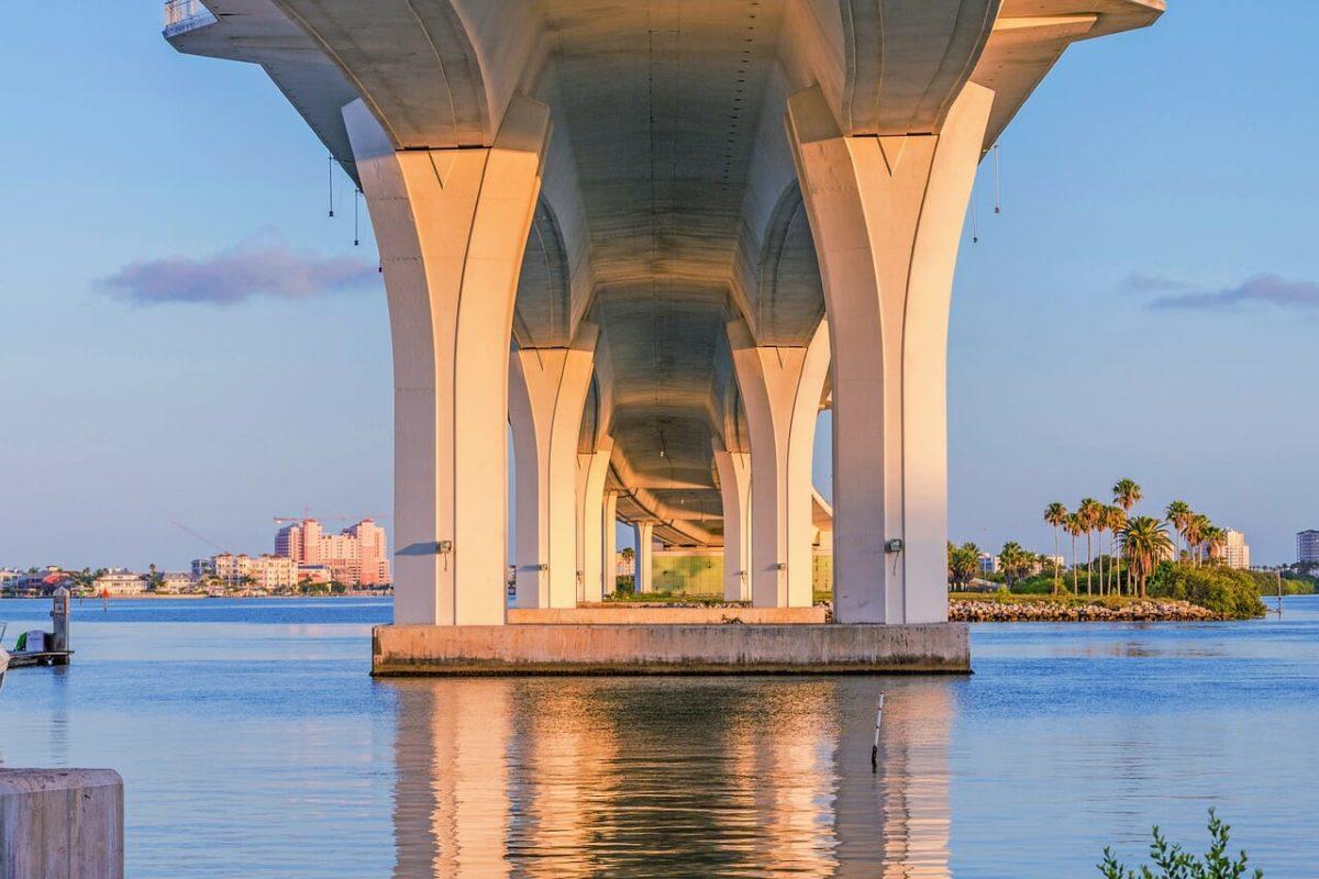 Clearwater Bridge Pixabay Public Domain
