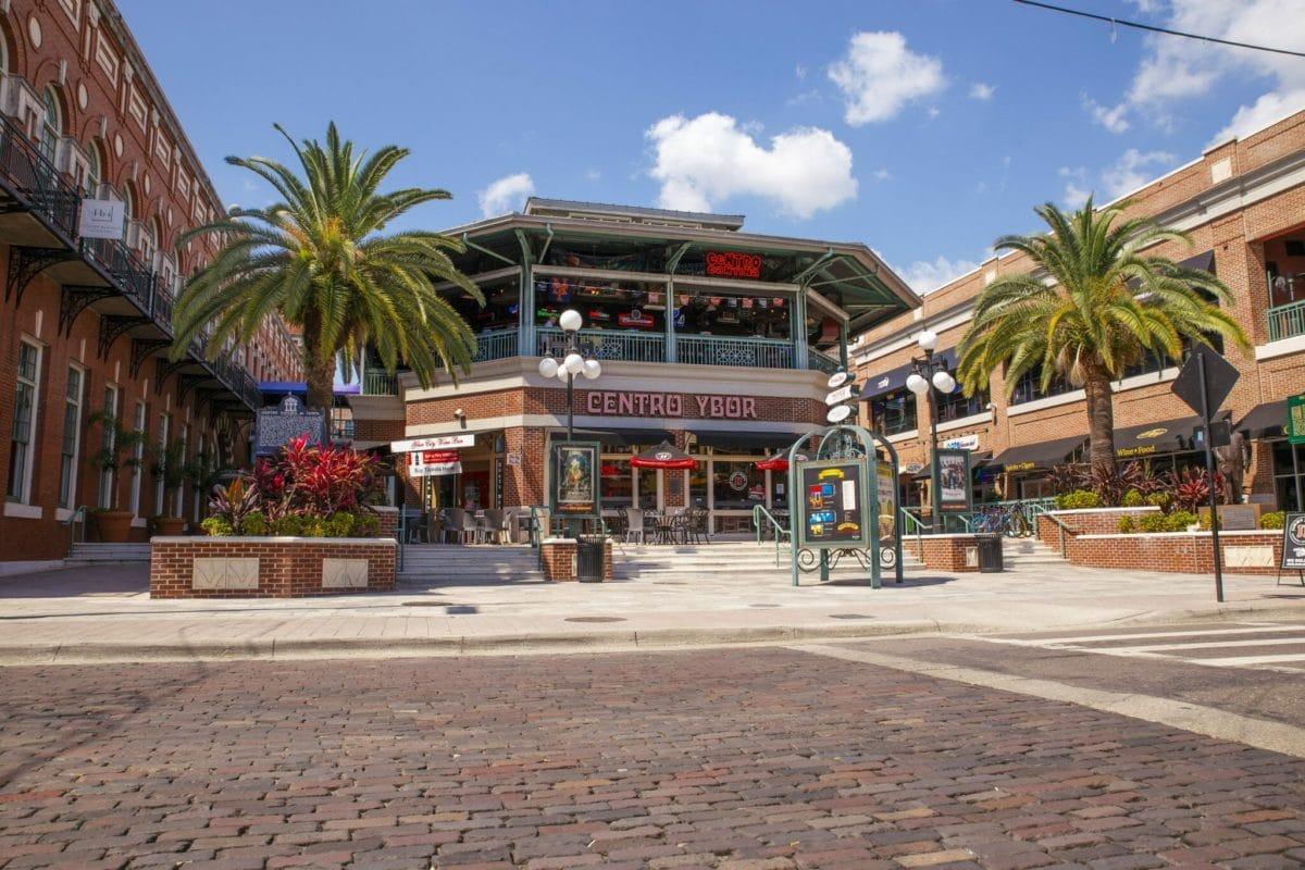 Centro Ybor Mall Credit Visit Tampa Bay