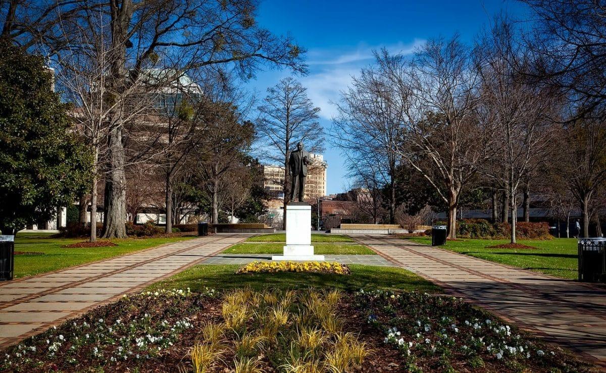 Kelly Ingram Park Birmingham Alabama