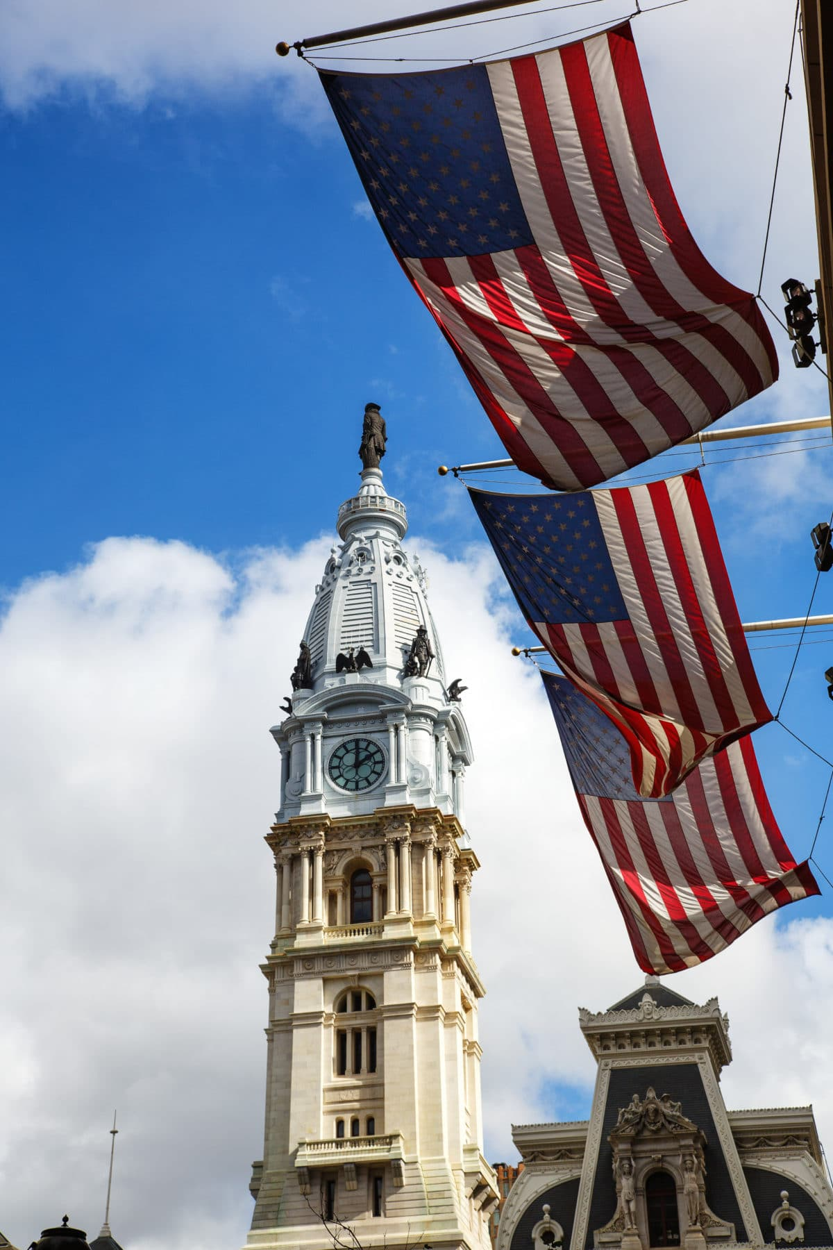Philadelphia City Hall Tower Credit Paul Loftland