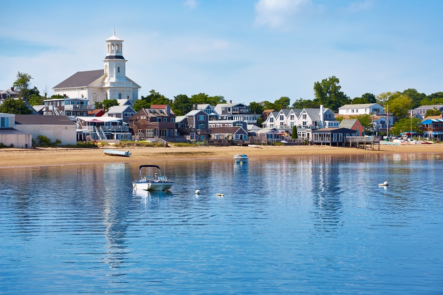 3-Day Cape Cod Colonial Tour