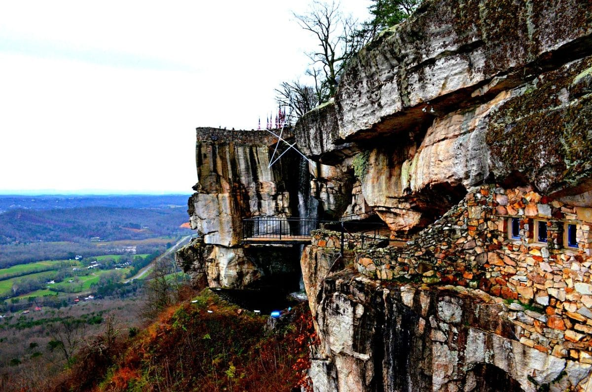 Rock City Chattanooga