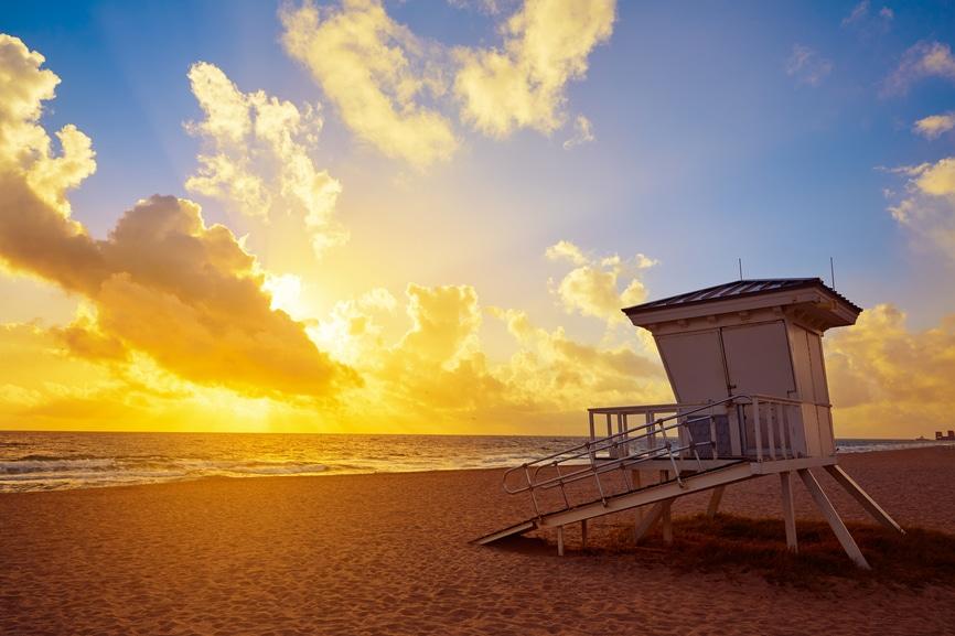 3-Day Southern Florida Beach Getaway