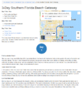 Itinerary Feature: 3-Day Southern Florida Beach Getaway