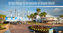 10 Fun Things to Do Outside of Disney World