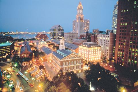 1-Day Boston Trip