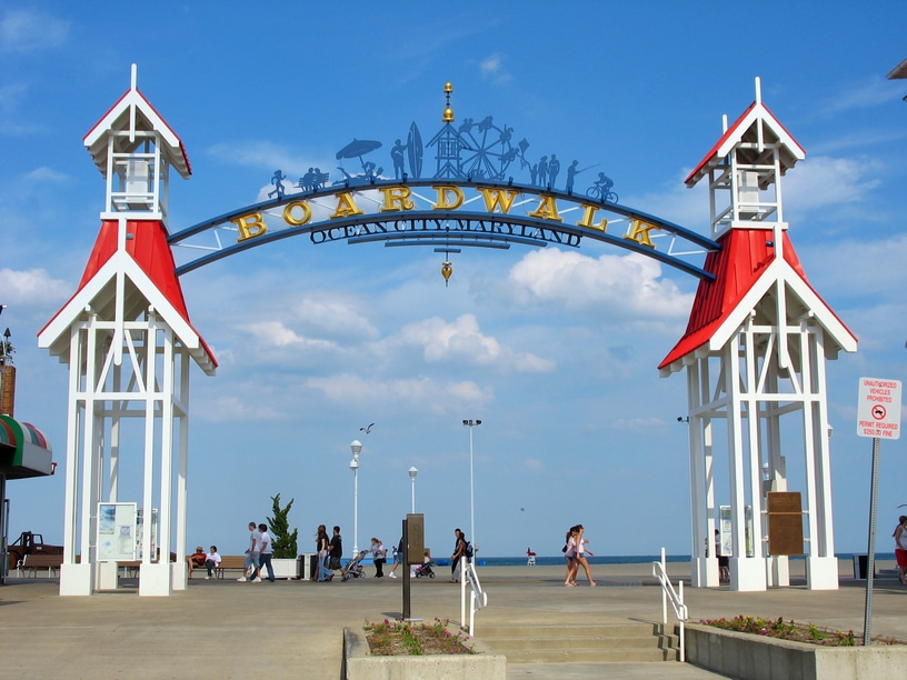 5-Day Ocean City Adventure
